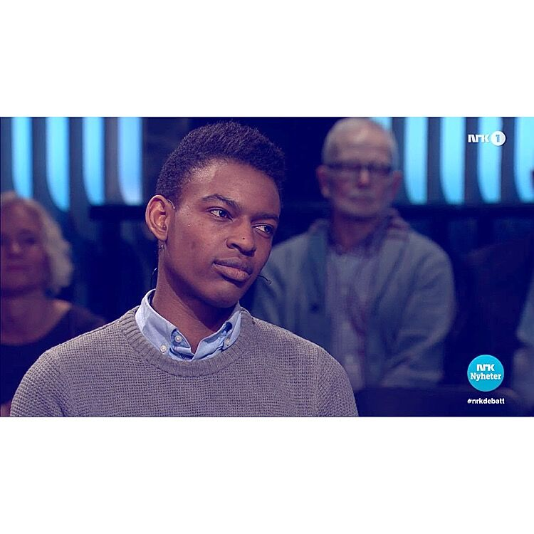 Skjermdump NRK